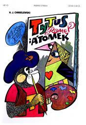 Tytus, Romek i A'Tomek. Księga 18 w. 2017 (246745)
