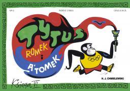 Tytus, Romek i A'Tomek. Księga 06 w.2017 (246715)