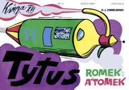 Tytus, Romek i A'Tomek - Księga 16 w.2017 (246768)