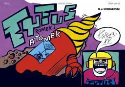 Tytus, Romek i A'Tomek - Księga 15 w.2017 (246754)