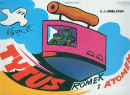 Tytus, Romek i A'Tomek - Księga 11 w.2017 (246746)