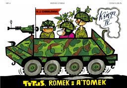 Tytus, Romek i A'Tomek - Księga 4 w.2017 (246726)