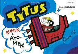 Tytus, Romek i A'Tomek - Księga 3 w.2017