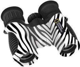 Lornetka National Geographic 6x21 grey Zebra (9103001QT5000)