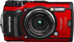 Aparat cyfrowy Olympus TG-5 Tough Czerwony (V104190RE000)