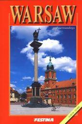 Warszawa i okolice mini - wersja angielska