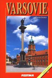 Warszawa i okolice mini - wersja francuska