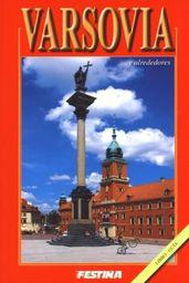 Warszawa i okolice mini - wersja hiszpańska