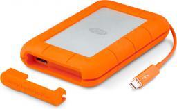 Dysk zewnętrzny LaCie Rugged SSD 500GB (STFS500400)
