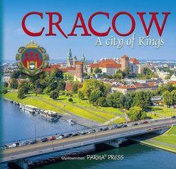 Albumik Kraków. Królewskie miasto wersja angielska