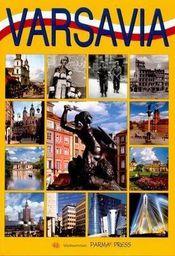 Album Warszawa B5 wersja włoska