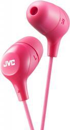 Słuchawki JVC Pink (HA-FX38-P-E)