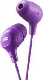 Słuchawki JVC Purple (HA-FX38-V-E)