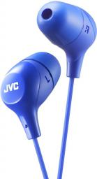 Słuchawki JVC Blue (HA-FX38-A-E)