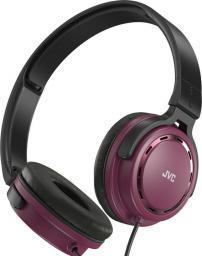 Słuchawki JVC HA-S520-R-E (JVC HA-S520-R-E)