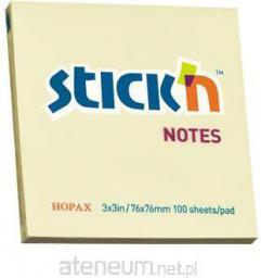 Stickn Notes samoprzylepny pastelowy (155279)