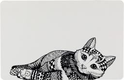 Trixie PODKŁADKA POD MISKI 44x28cm ZENTANGLE