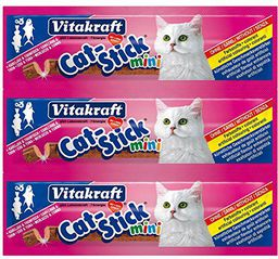 VITAKRAFT  Cat Stick Mini Dorsz/łosoś