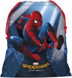 Derform Worek na obuwie Spider-man Homecoming granatowo-czerwony (246587)