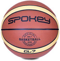 Spokey Piłka do koszykówki SCABRUS II rozmiar 7 (921074)