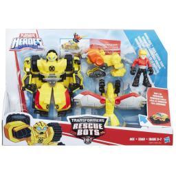 Hasbro Transformers RBT Rescue Team Bumblebee (GXP-596971)