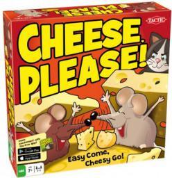 Tactic Gra planszowa Cheese Please (54567)