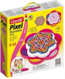 Quercetti Mozaika Pixel Mandala Daisy 1200el. (040-2101)