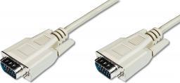 Kabel KVM Digitus połączeniowy monitora HD15 5m (AK-310100-050-E)