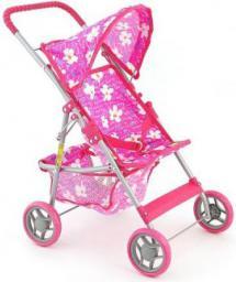 Adar Wózek dla lalek różowy. Spacerówka w worku 436558  (1/436558)