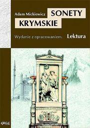 Sonety Krymskie (z opracowaniem)