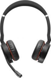 Słuchawki z mikrofonem Jabra Evolve 75 MS Duo (7599-832-199)