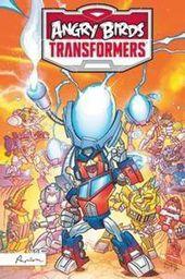 Angry Birds komiks. Transformers