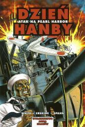 Komiks. Atak na Pearl Harbor. Dzień Hańby (94390)