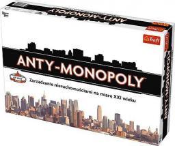 Trefl Gra planszowa Anty-Monopol