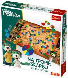 Trefl Gra Na tropie skarbu - Rodzina Treflikow (GXP-597675)