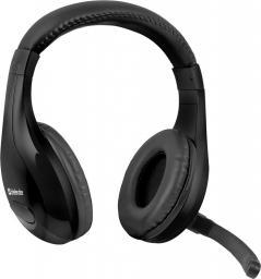 Słuchawki Defender Warhead G-170 GAMING czarne (64114)