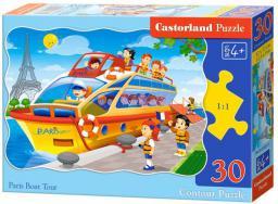 Castorland Puzzle 30el.  Rejs łodzią
