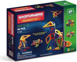 Magformers Creator designer 62 elementy (GXP-593211)