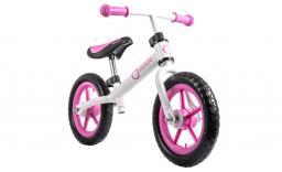 Lionelo Rower dziecięcy Fin Plus pink