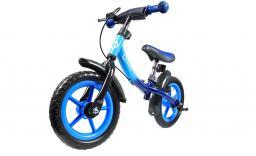 Lionelo Rowerek biegowy DAN PLUS blue cameleon