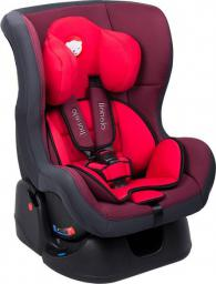 Fotelik samochodowy Lionelo Fotelik 0-18 kg Liam Plus red - GXP-594609