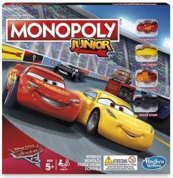 Hasbro Monopoly Junior Auta 3 (C1343)