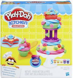 Hasbro PlayDoh Lukrowane ciasteczka (596479)