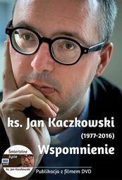 Ks. Jan Kaczkowski. Wspomnienie - DVD + Książeczka