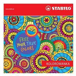 Kolorowanka dla Dorosłych STABILO - 205654