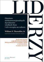 One Press / Helion Liderzy. Ośmioro niekonwencjonalnych dyrektorów... - 223458