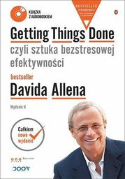Getting Things Done w.ekskluzywne + CD