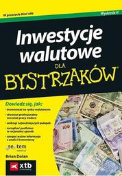Septem Inwestycje walutowe dla bystrzaków. Wydanie II - 185454