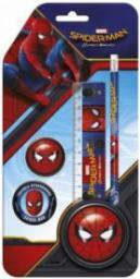 Derform Zestaw 4 przyborów szkolnych Spider-Man 10 (WIKR-1034808)