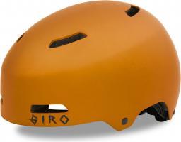GIRO Kask bmx QUARTER FS M pomarańczowy (GR-7087182)